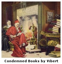 Condemned Books by Vibert